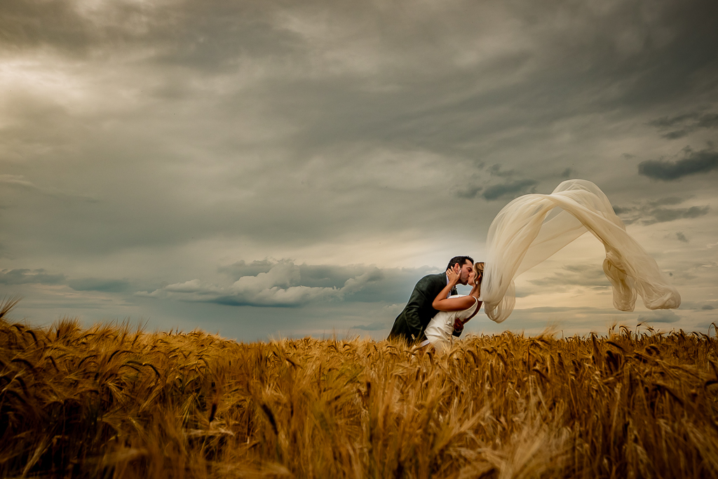 Huwelijk Elke en Michaël